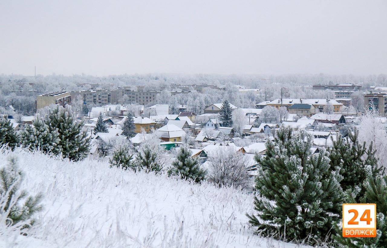 Марий Эл на неделе окажется во власти морозов