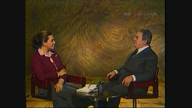 Леонид Утёсов - Песня о мире (последняя съёмка, 1982)