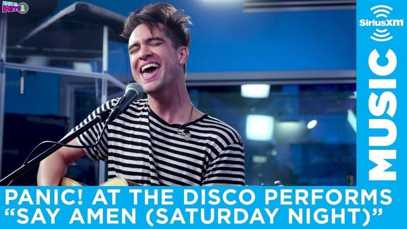 Panic! At the Disco - Say Amen (Saturday Night)