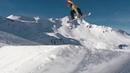 Snowboarding and travelling Shapesode tiser