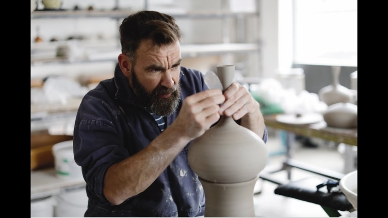 Ceramic Review Masterclass with Duncan Ayscough