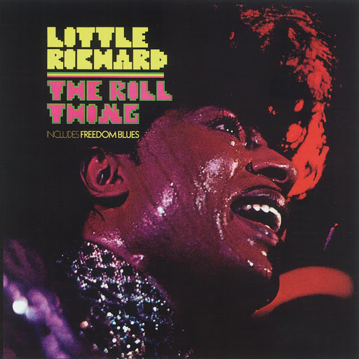 Little Richard альбом The Rill Thing