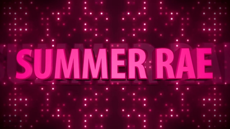 Summer Rae Custom Entrance Video (Titantron)