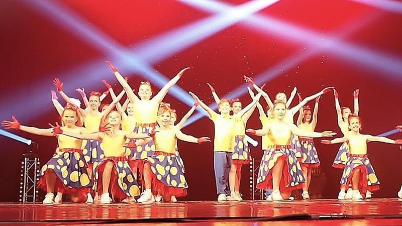 Танец джига-дрыга ► ТОДЕС
