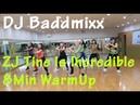 ZUMBA | DJ Baddmixx - ZJ Tine Is Incredible | Warm up | @Mellisa Choreography | Team ignis