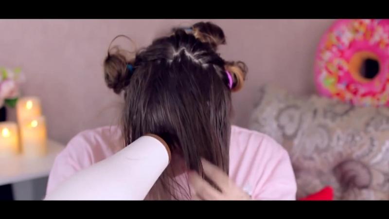 Как быстро высушить длинные волосы