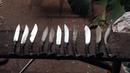 No-Nonsense Railroad Spike Knives