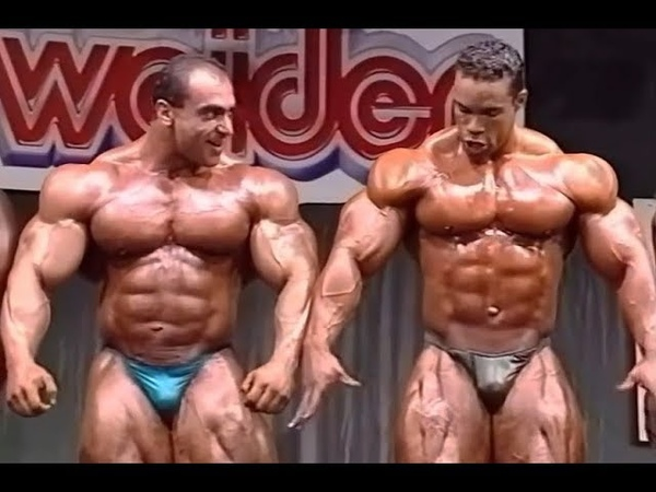 Kevin Levrone vs Nasser El Sonbaty | LEGENDS