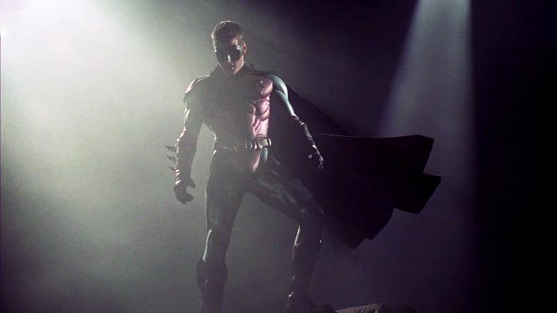 Robin vs Two-Face | Batman Forever
