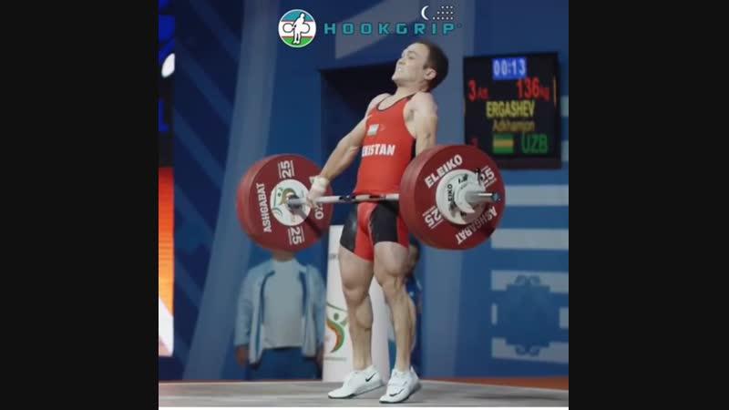 136kg - 61kg @adhamjon_ergashev