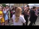 В.В.Жириновский танцует с педагогами и студентами ИСАА