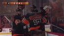 Уэйн Симмондс поразил пустые ворота Нью Джерси 10 20 18