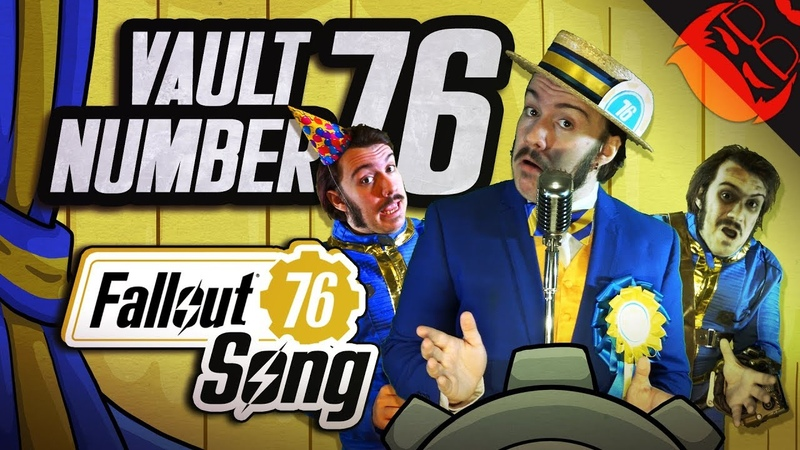 VAULT NUMBER 76 Fallout 76 Song