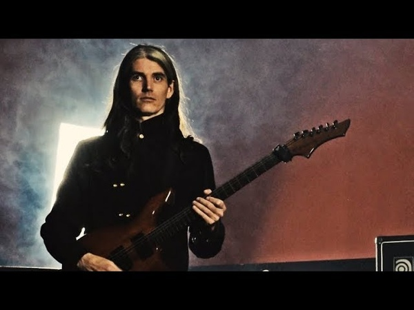 Dan Mumm Free Energy 2018 Metal Guitar