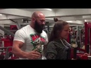 Fitness Motivation Personal Coaching Dennis Riskis Olga Kickenberg @teambane coaching