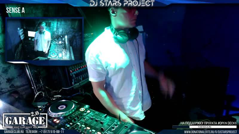 Sense A Dj Stars Project NextLeveL Party 22 05 2019