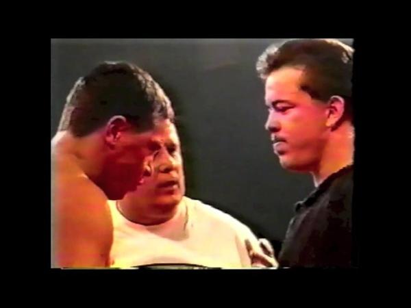 Anthony Macias vs Jimbo Mullens