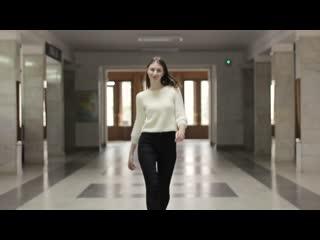 Участница №3 Алина Назарова   Видеовизитка