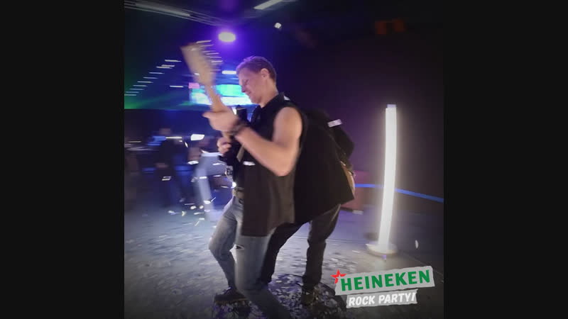 Heineken Rock Party 11 01 2019