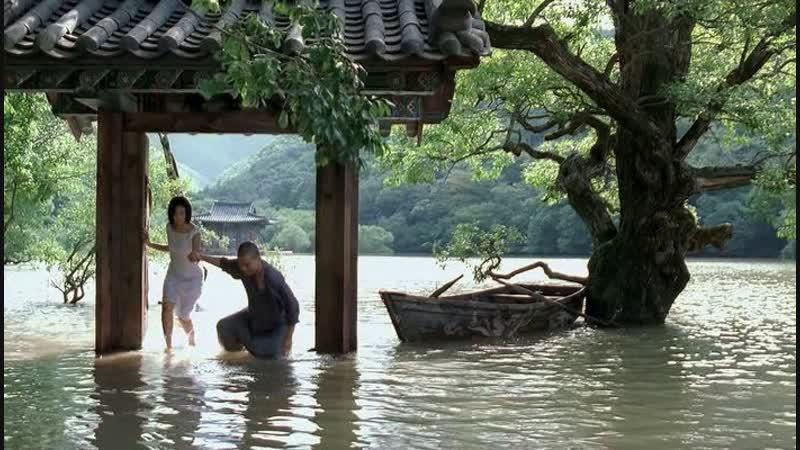 Весна лето осень зима и снова весна 2003 Ким Ки Дук драма мелодрама