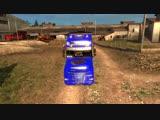 Euro Truck Simulator 2.v.1.16.2.s.v.1.32.3.7 - City Orion Mapa - DAF - XT-Skin - AMD - Radeon(2.11.2018)
