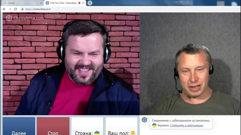 Андрей Полтава на работе и Александр Беспалый