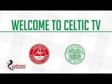Celtic TV live Aberdeen post match