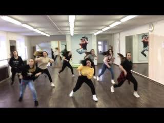 CREAM SODA / Choreo by NIKKI RAY / MILLENIUM Киров / танцы Hip-Hop