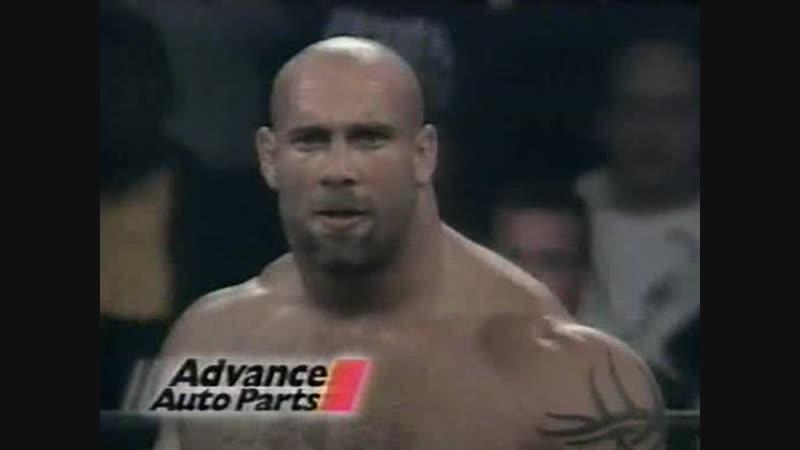 WCW Thunder 01.07.99