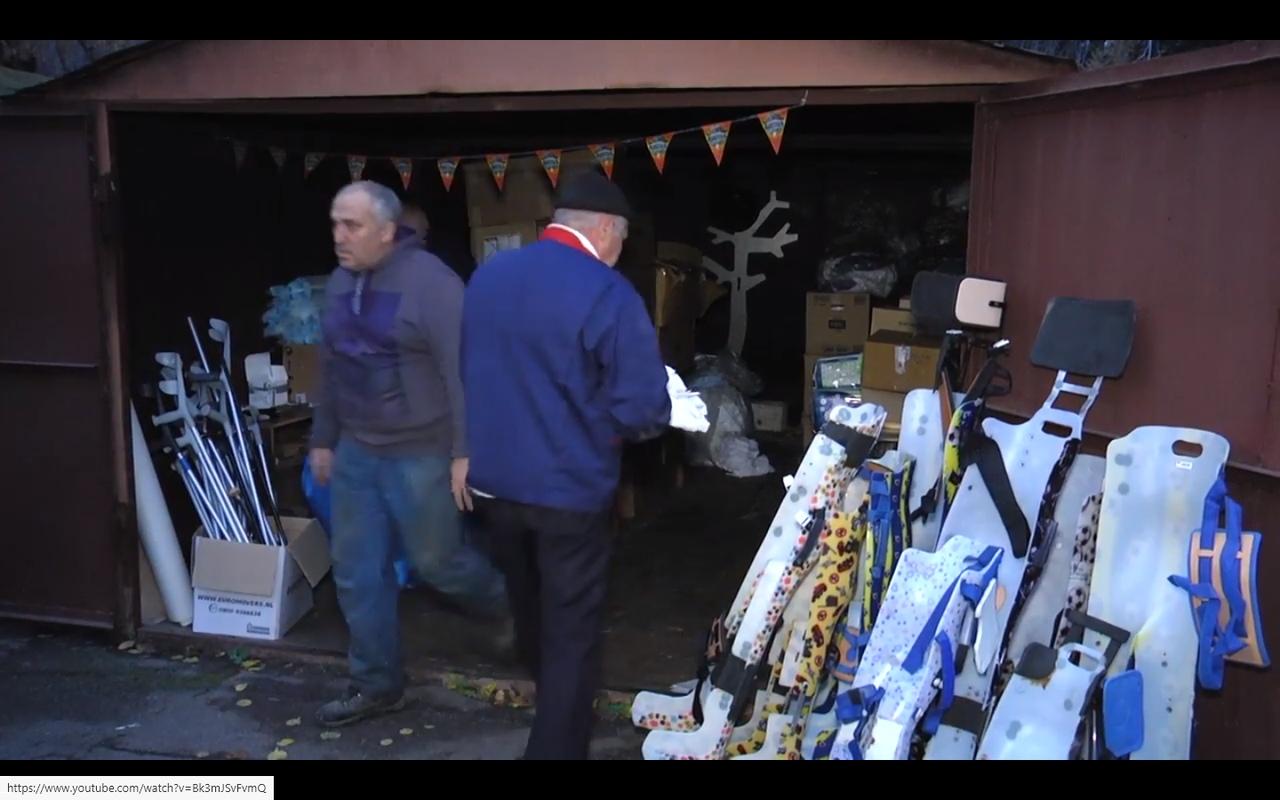 Житомирщина отримала гуманітарну допомогу з Нідерландів