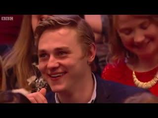 Бен на Graham Norton Show 2015