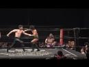 Daisuke Sasaki Tetsuya Endo Mad Paulie vs Danshoku Dino Mike Bailey MAO DDT Road to Ryogoku 2018 ~ Dramatic Dream Corn