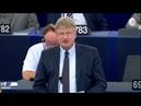 ,,Der Tag heute wird in die Geschichte eingehen ► Rede von Meuthen in EU-Parlament