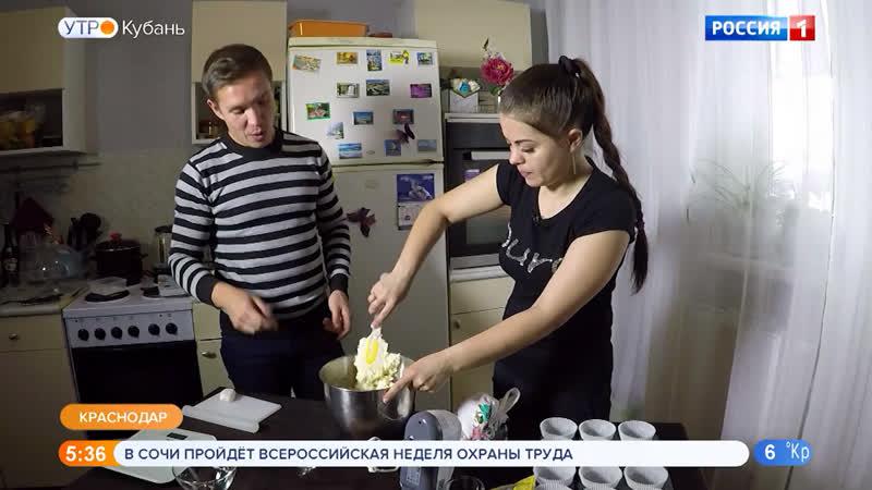 Первый опыт в телесъемке канал Россия