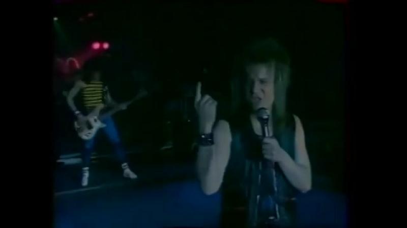 Ария - Улица Роз (live) - (1988).Aria - Rose Street - (live) - (1988)