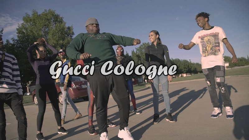 K$upreme Gucci Cologne The Woah Dance Video Shot by @Jmoney1041