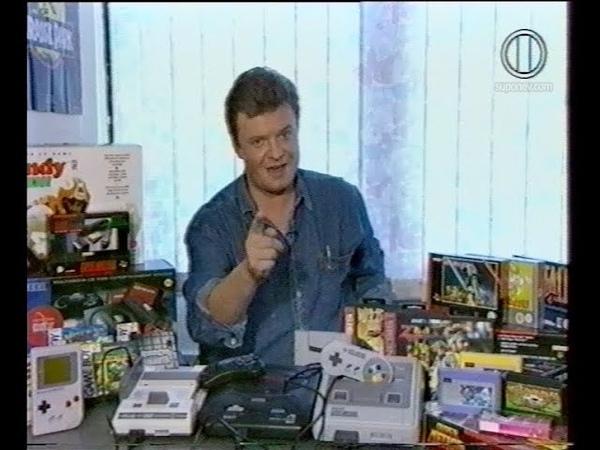 Передача Новая реальность - 7 выпуск 21 июля 1995 года - канал ОРТ