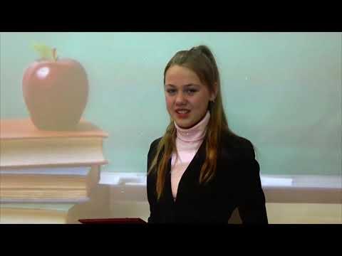 Новости Оленинской основной школы (октябрь 2018) » Freewka.com - Смотреть онлайн в хорощем качестве
