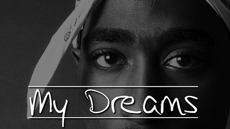 My Dreams Starin' at the World through my Rearview Remix 2pac 2017