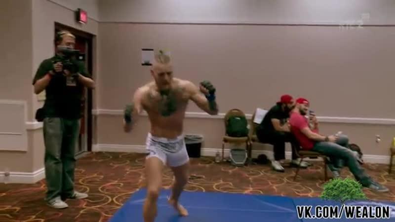 The Notorious Conor McGregor - 3 Документальный фильм vk.com/oyama_mas