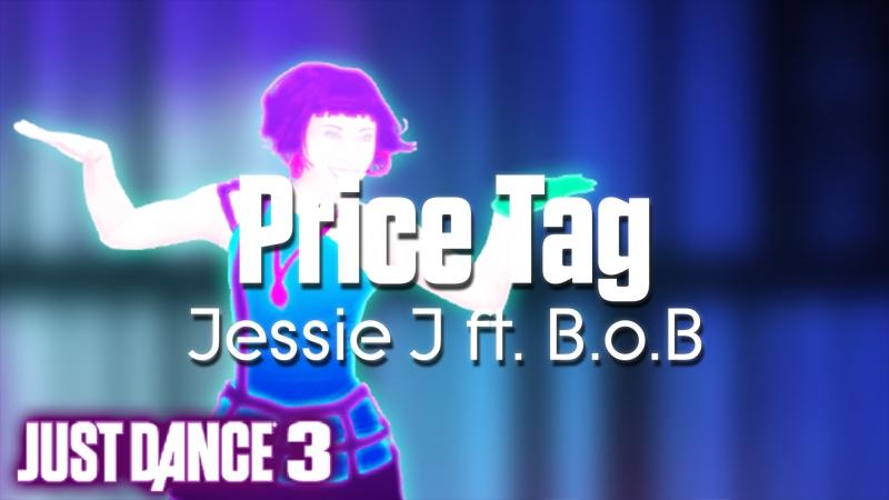 Just Dance Hits   Price Tag - Jessie J Ft. B.o.B.   Just Dance 3