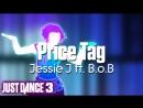 Just Dance Hits | Price Tag - Jessie J Ft. B.o.B. | Just Dance 3