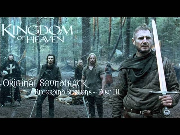 Kingdom of Heaven OST | Recording Sessions | Disc3