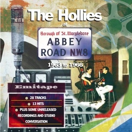 The Hollies альбом The Hollies At Abbey Road 1963-1966