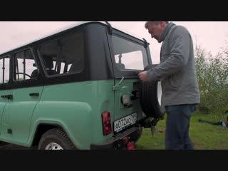 УАЗ 469 Хантер Юбилейный  Сага - Тест-драйв и Обзор UAZ 469 Hunter - Иван Зенкевич Pro Автомобили