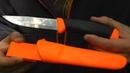 Mora Companion F Orange, лучший нож в своем классе
