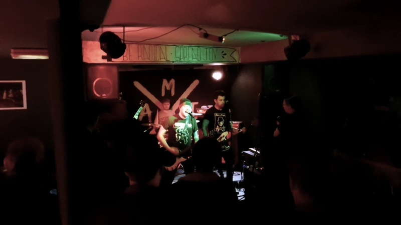 The Riot Gang - Ups and Downs (07.11.18 Dundee, UK)