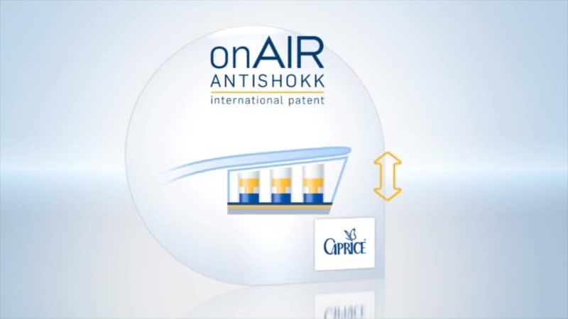 Caprice - Innovation - onAIR ANTISHOKK