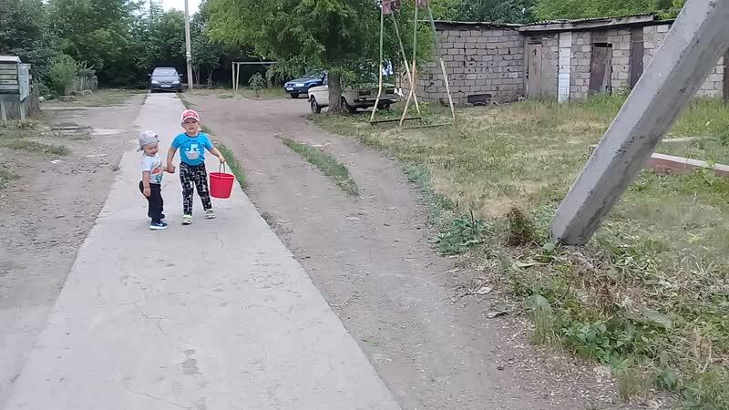 Бежим к бабусе июнь 2019