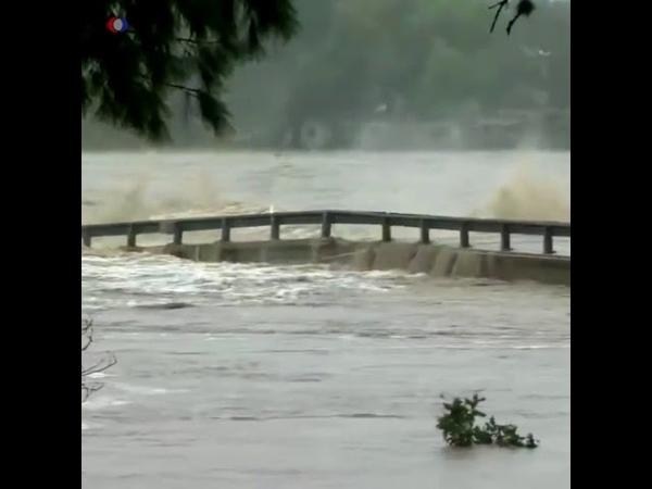 Наводнения в Техасе